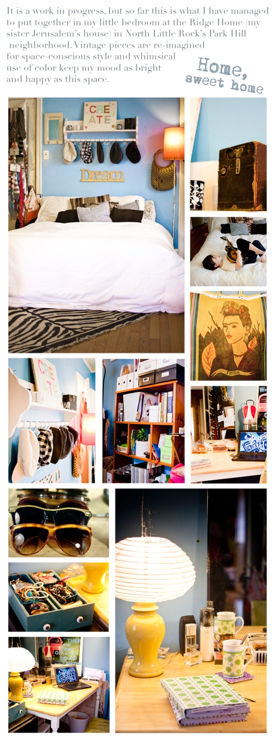 Judea Jackson Bedroom