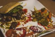 greenburger red salad